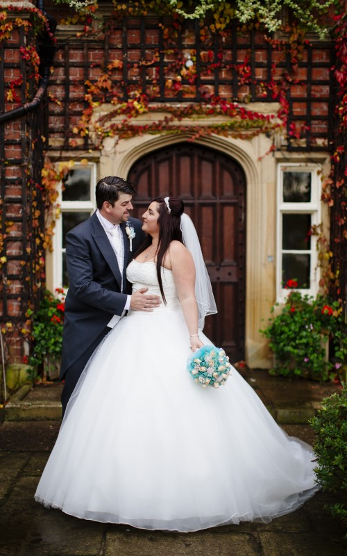 The Villa Wedding with Hayleigh and Ben