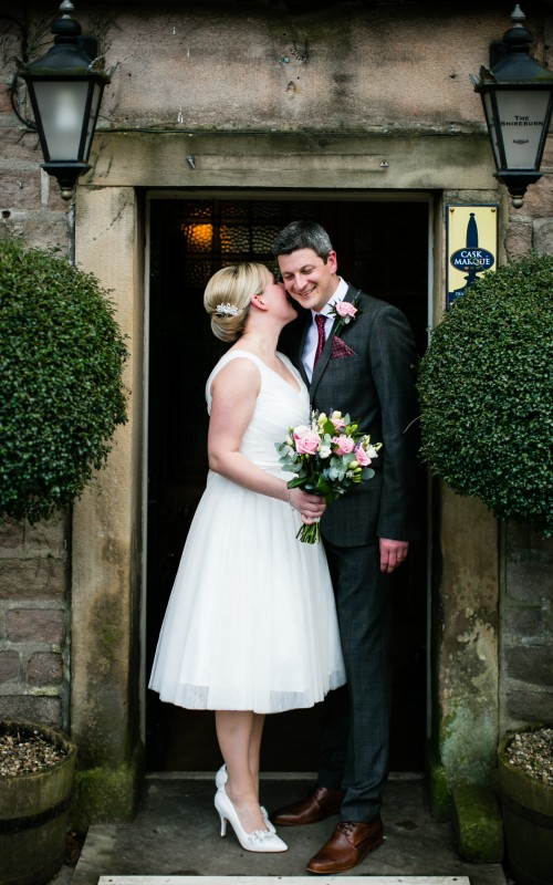 Shireburn Arms Wedding with Caroline and Chris