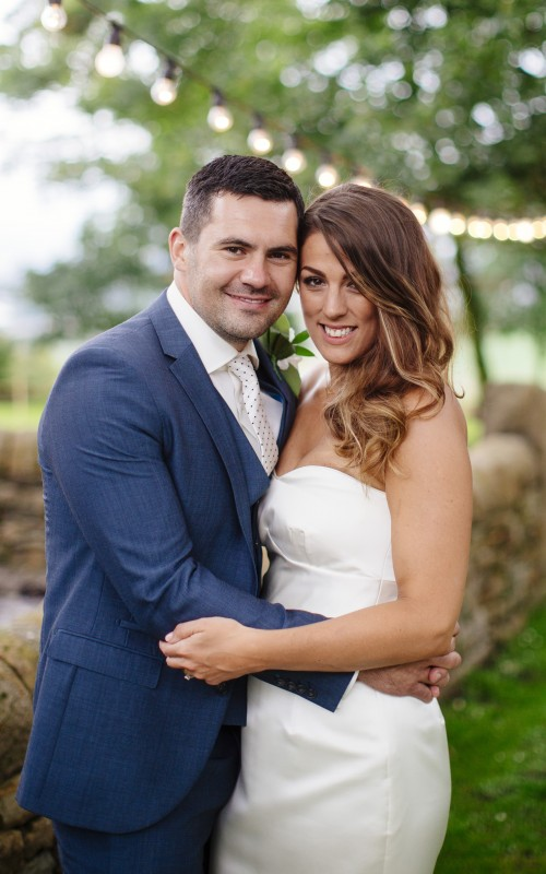A Country Barn Wedding with Lindsay and Paul