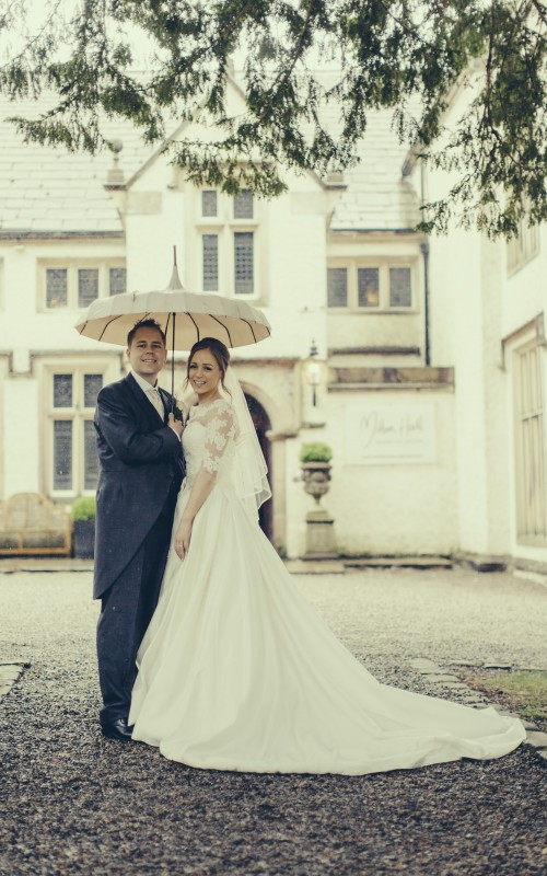 Mitton Hall Wedding with Jane and Dave