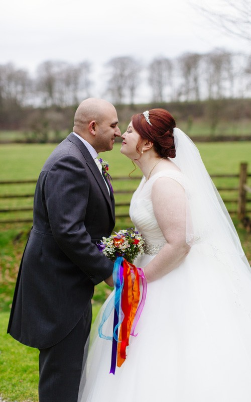 Mitton Hall Wedding with Stephanie and Will