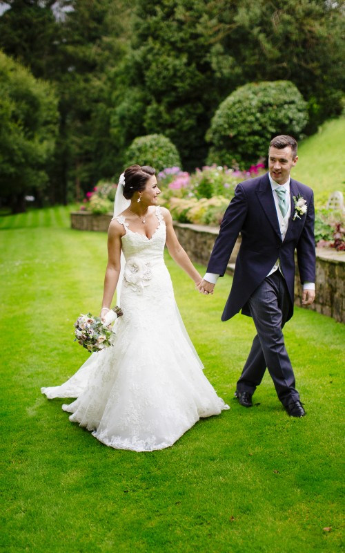 Mitton Hall Wedding with Michelle and Scott