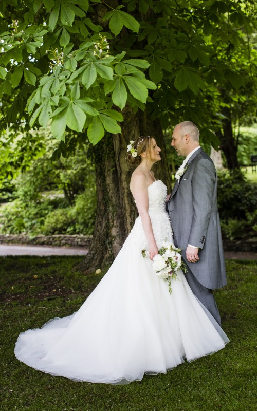 Samlesbury Hall Wedding with Jason and Helena