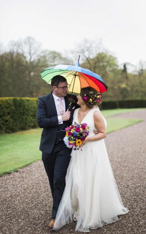 Knowsley Hall Wedding with Charlotte and Ian