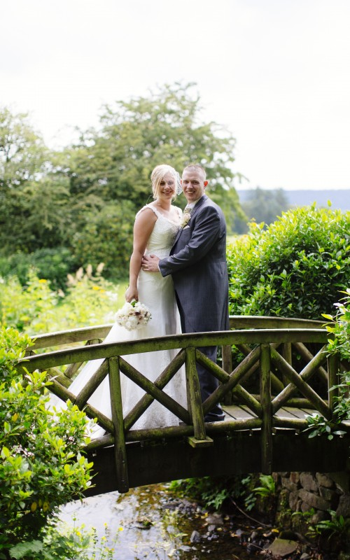 Browsholme Hall Wedding with Emma and James
