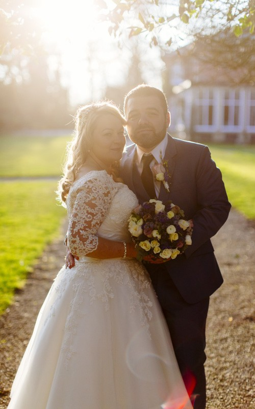 Bartle Hall Wedding with Gemma and Kevin