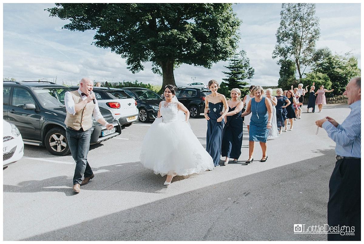 Kate farrar wedding
