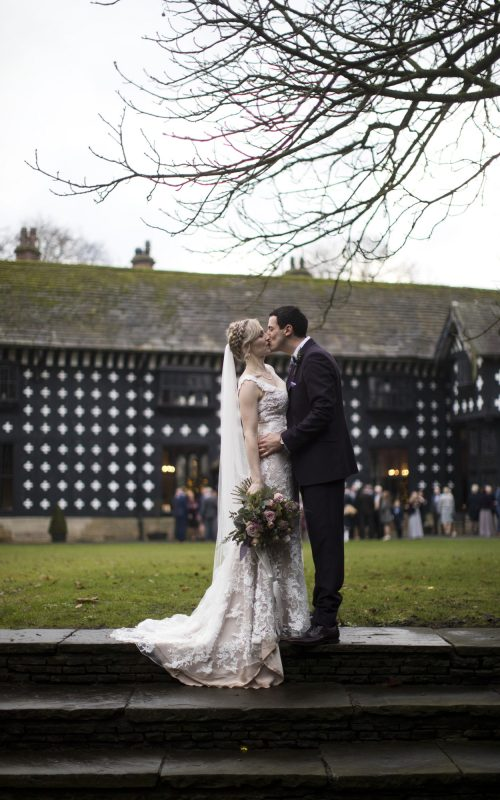 Samlesbury Hall Wedding Photography with Laura and Adam