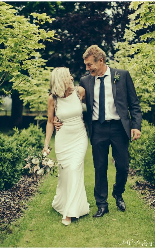 Northcote Wedding Photography with Gillian and David