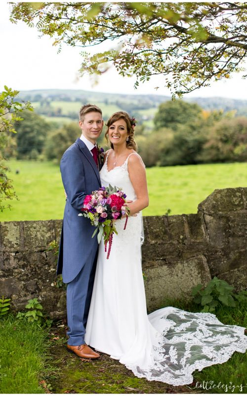 Gibbon Bridge Wedding Photography with Caroline and Gary