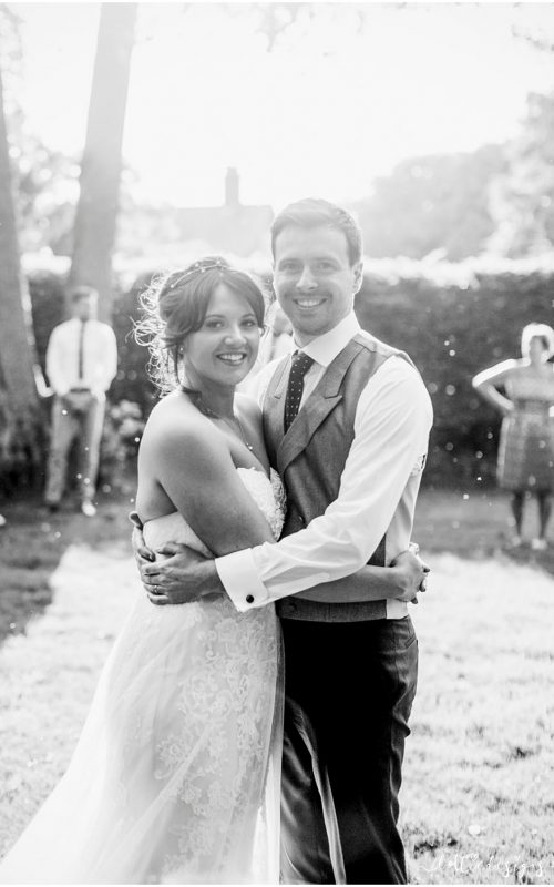 Samlesbury Hall Wedding Photography with Jennie and Pat