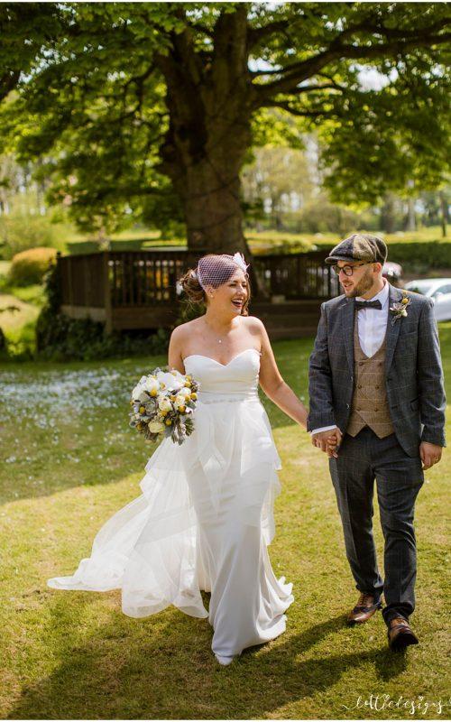 Stirk House Wedding Photography with Leah and Jonny