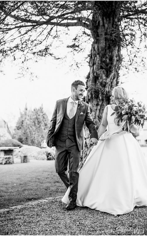 Mitton Hall Wedding Photography with Rachel and Gareth