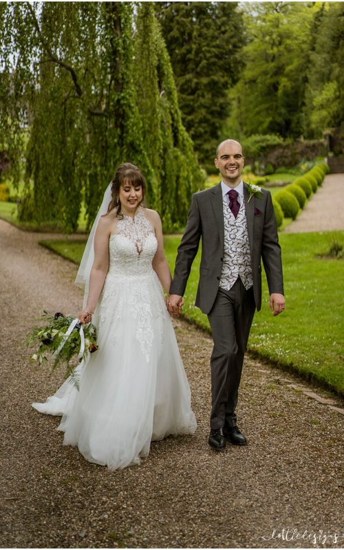 Browsholme Hall Wedding Photography with Lauren and Craig