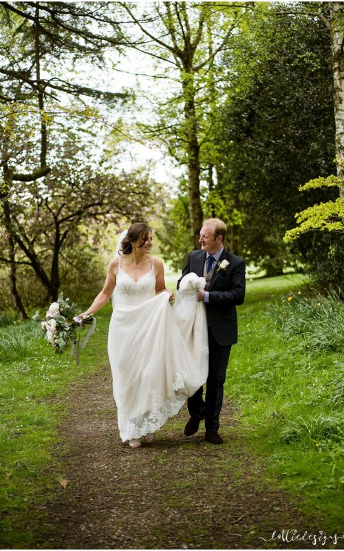 A Marquee at the Coniston Hotel - Wedding Photography with Hattie and Sam