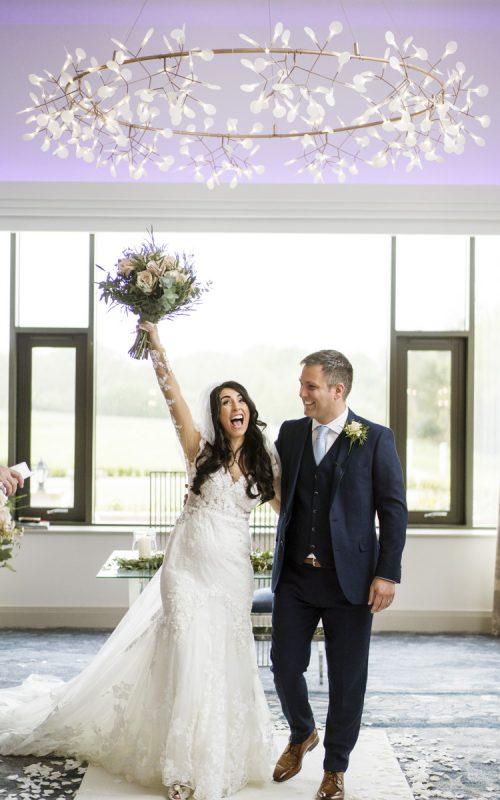 Crow Wood Wedding with Liza and Mark