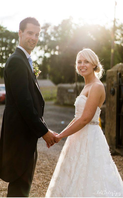 Browsholme Hall Wedding with Rachel and Stephen