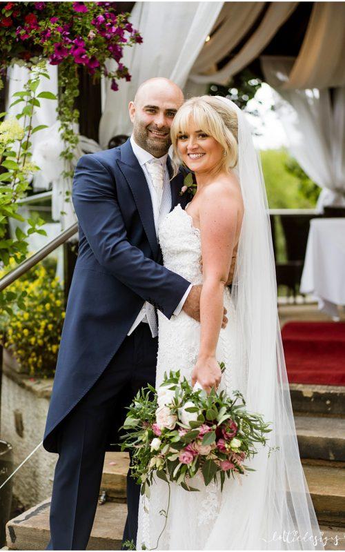 Gibbon Bridge Wedding with Hayley and Joe