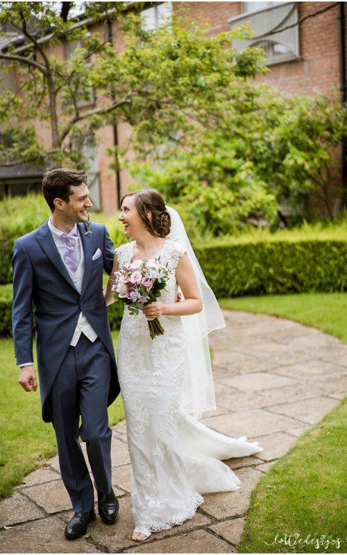 The Wrightington Hotel Wedding with Josephine and Liam