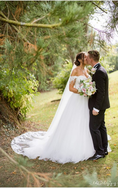Branxholm Park Wedding with Holly and Andrew