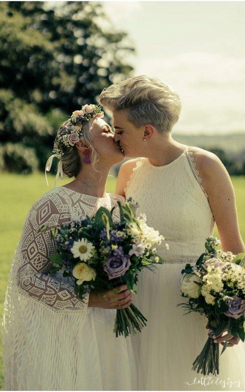 Hobbit Hill Wedding with Mary and Lisha