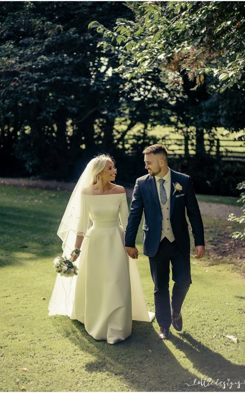 Mitton Hall Wedding with Francesca and Isaac