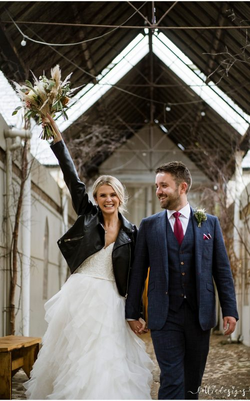 Wyresdale Park Wedding with Courtney and Harry
