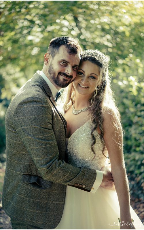 Falcon Manor Wedding with Katie and Daniel